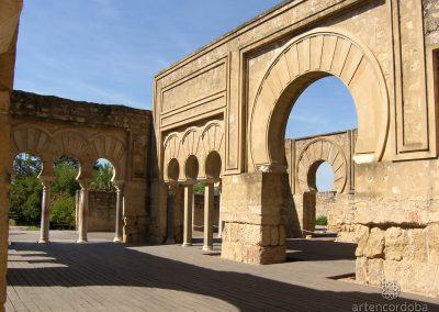 Salón Basilical de Medina Azahara