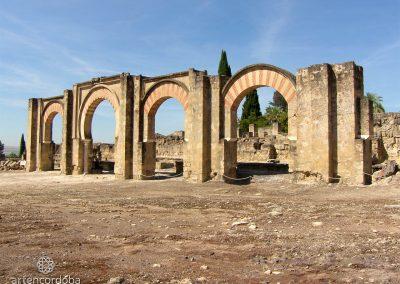 El Gran Pórtico Oriental de Medina Azahara