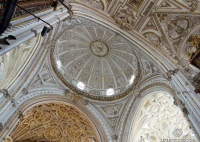 Acceso al Mihrab de la Mezquita de Córdoba