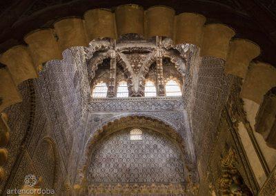 Capilla Real en la Mezquita de Córdoba
