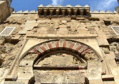 Puerta de San Esteban de la Mezquita de Córdoba