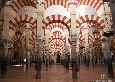 Columnas de la Mezquita de Córdoba