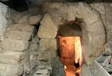 Tumba romana hallada en la Diputación Provincial de Córdoba
