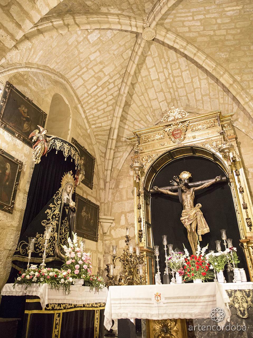 Capilla del Remedio de Ánimas de la Iglesia de San Lorenzo en Córdoba