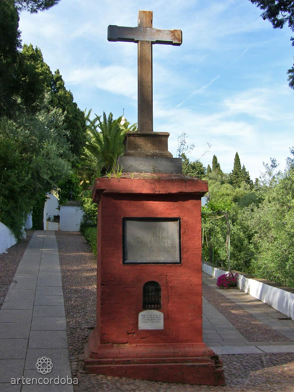 - Cruz del Humilladero en las Ermitas de Córdoba