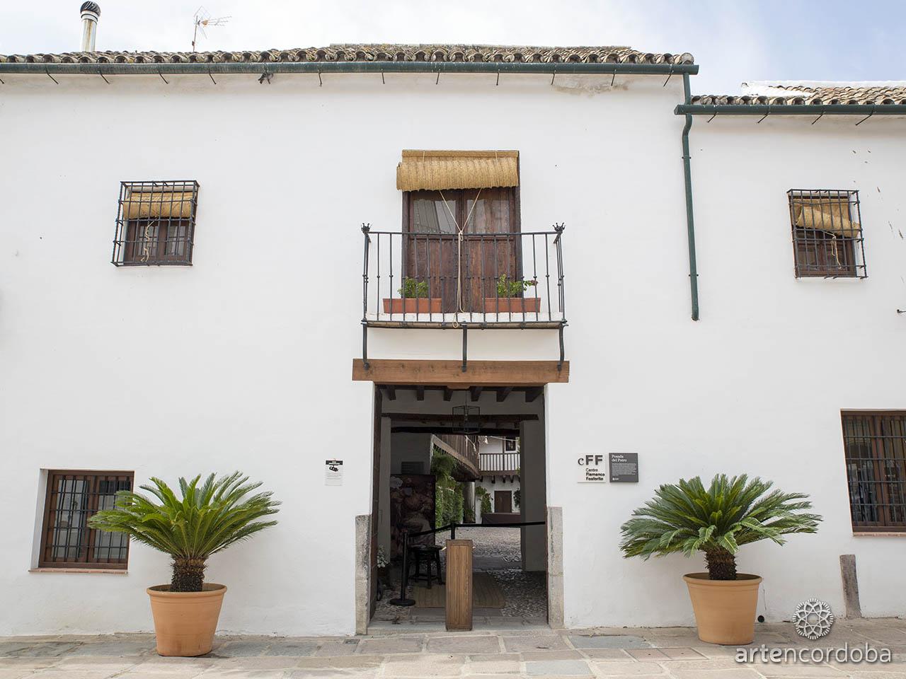 Portada de la Posada del Potro en Córdoba