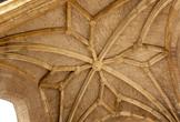 Cubierta del Humilladero del Santuario de la Fuensanta en Córdoba