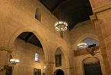 Interior de la iglesia del Santuario de la Fuensanta en Córdoba