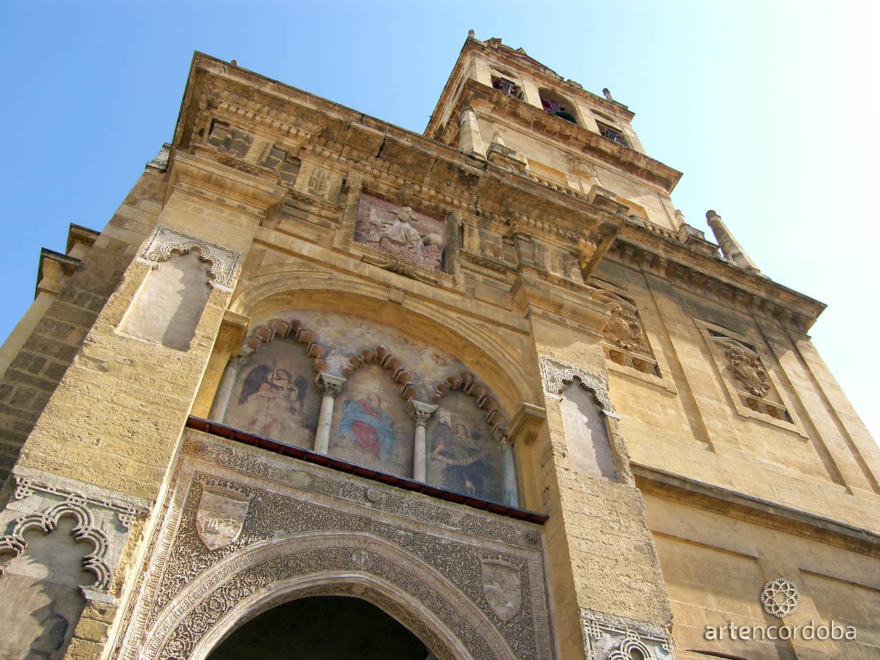 Puerta del Perdón de la Mezquita-Catedral de Córdoba