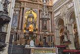Altar Mayor de la Mezquita-Catedral de Córdoba