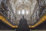 Sillería de Coro de la Mezquita-Catedral de Córdoba y la bóveda que la cubre