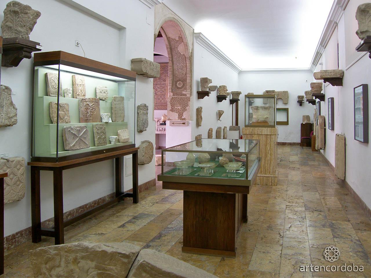 Sala de Arte Visigodo del Museo Arqueológico de Córdoba