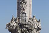 El Triunfo de San Rafael de Verdiguier se asemeja a un monte abrupto