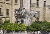 El Triunfo de San Rafael de Verdiguier visto desde el costado Sur