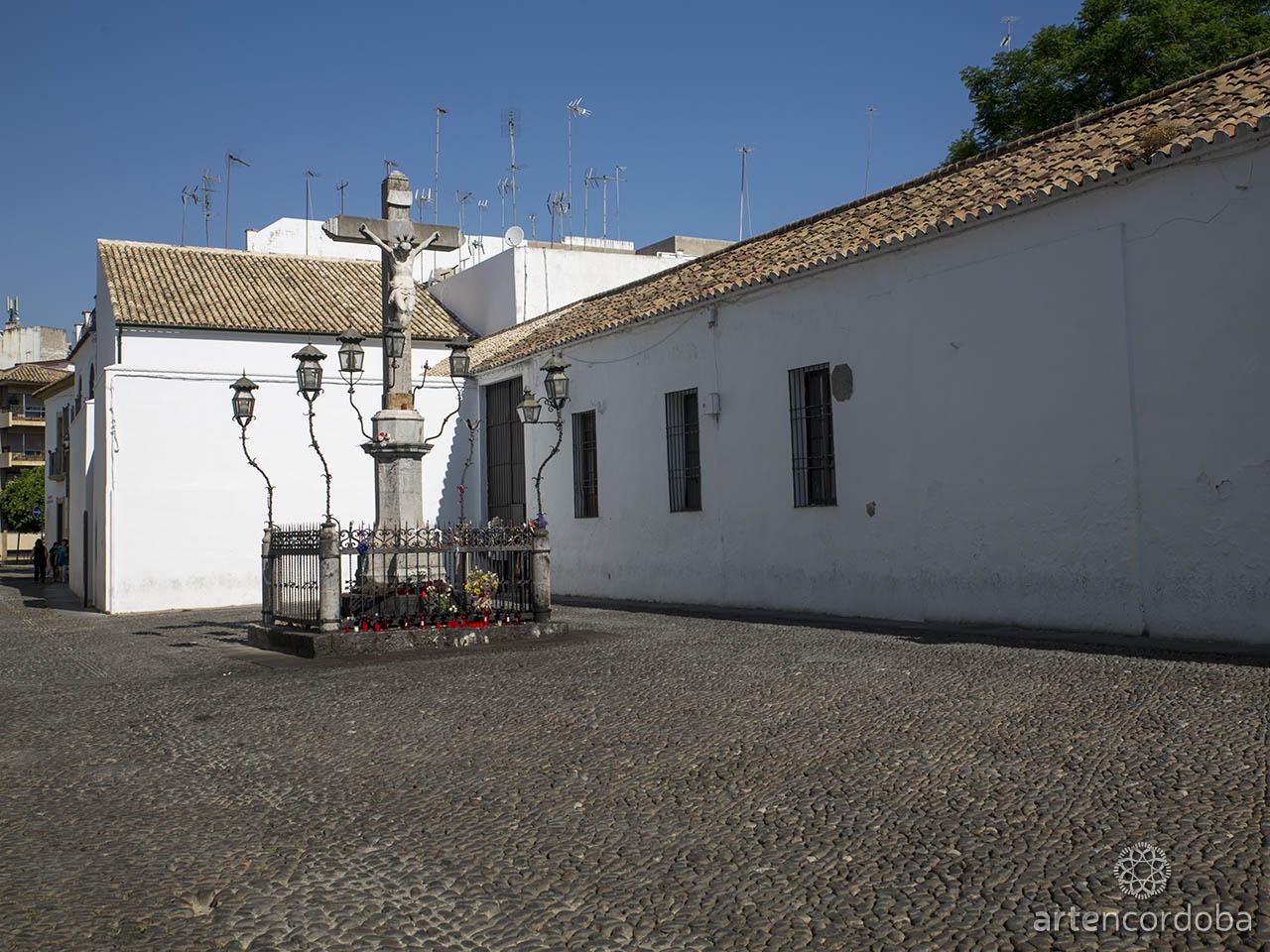 Plaza de Capuchinos y Cristo de los Faroles, Córdoba
