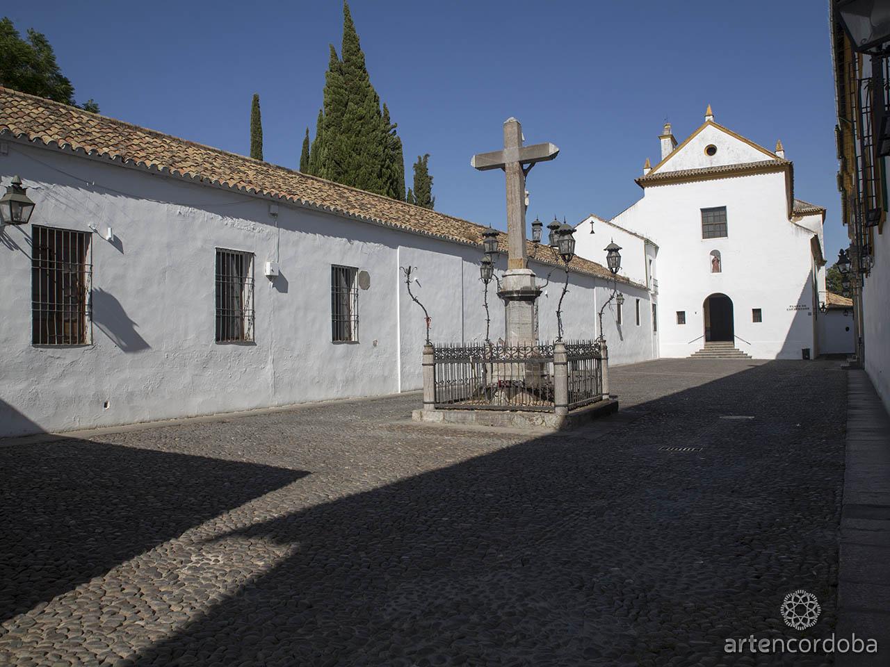 La Plaza de Capuchinos de Córdoba