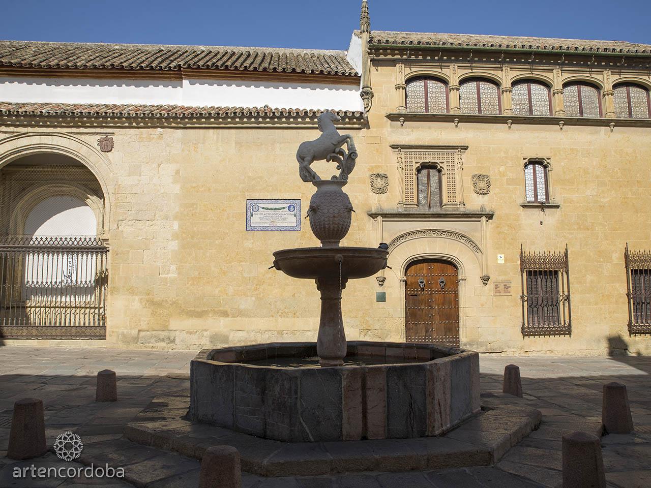 Plaza del Potro de Córdoba