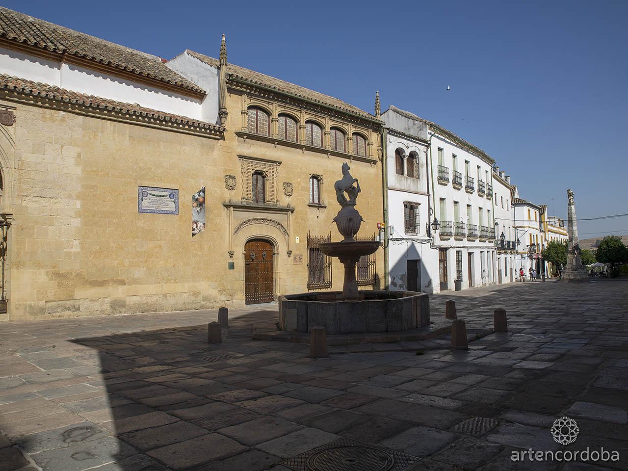 Plaza del Potro, Córdoba