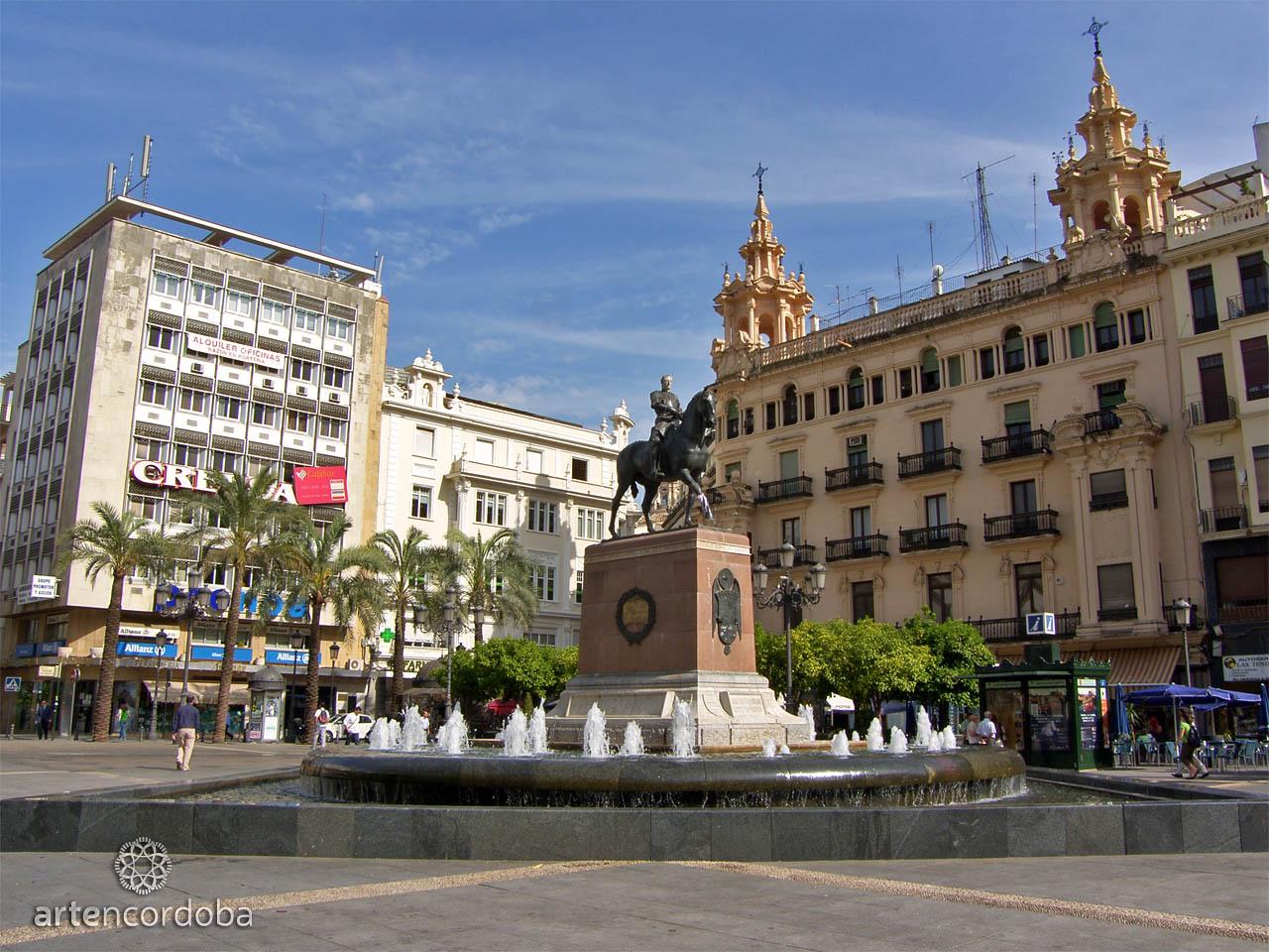 Plaza de las Tendillas de Córdoba