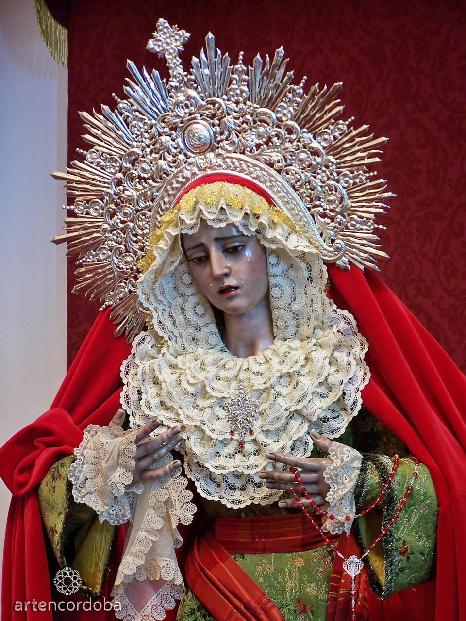 Nuestra Señora de la Salud - Hermandad de la Agonía en Córdoba