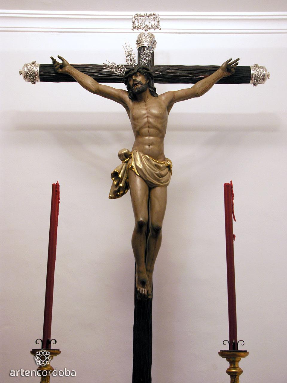Santísimo Cristo de la Agonía - Hermandad de la Agonía en Córdoba