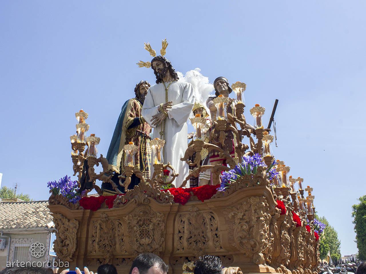 Nuestro Padre Jesús del Silencio - Hermandad del Amor en Córdoba