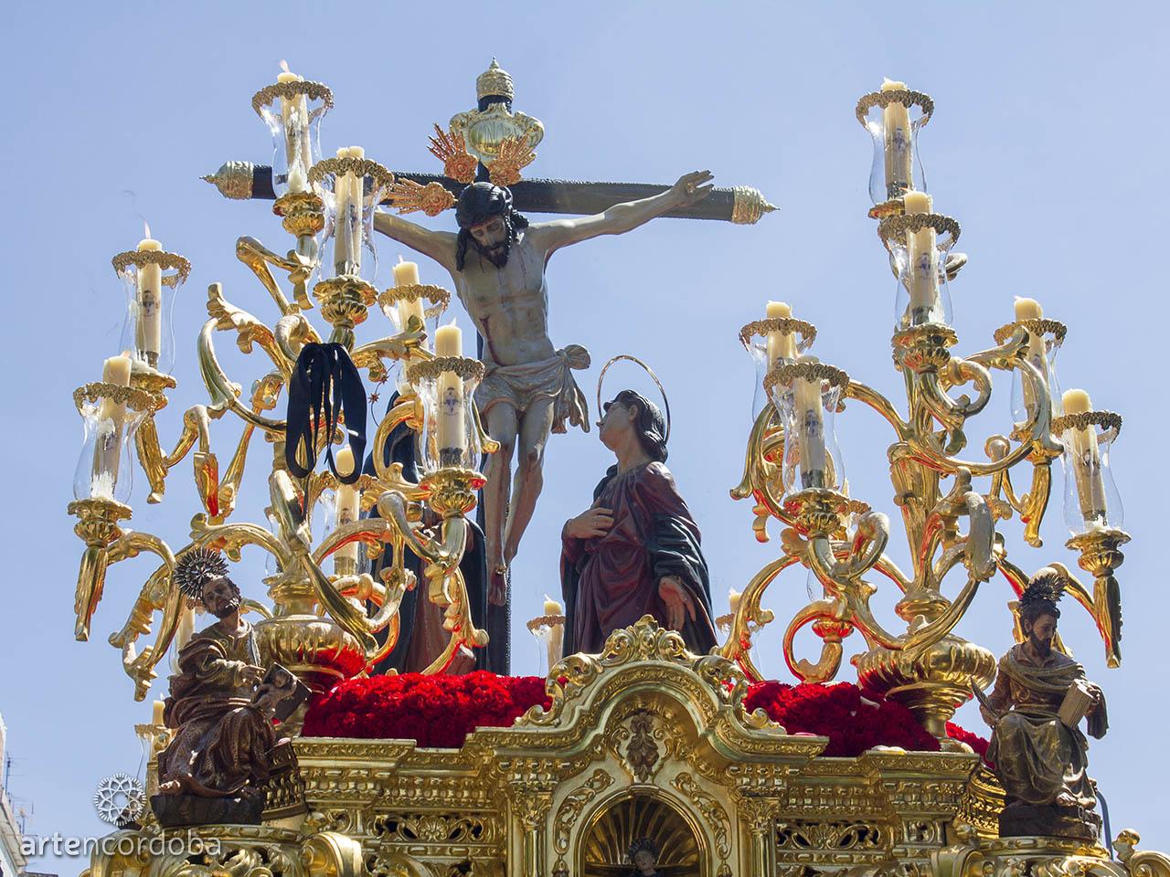 Santísimo Cristo del Amor - Hermandad del Amor en Córdoba