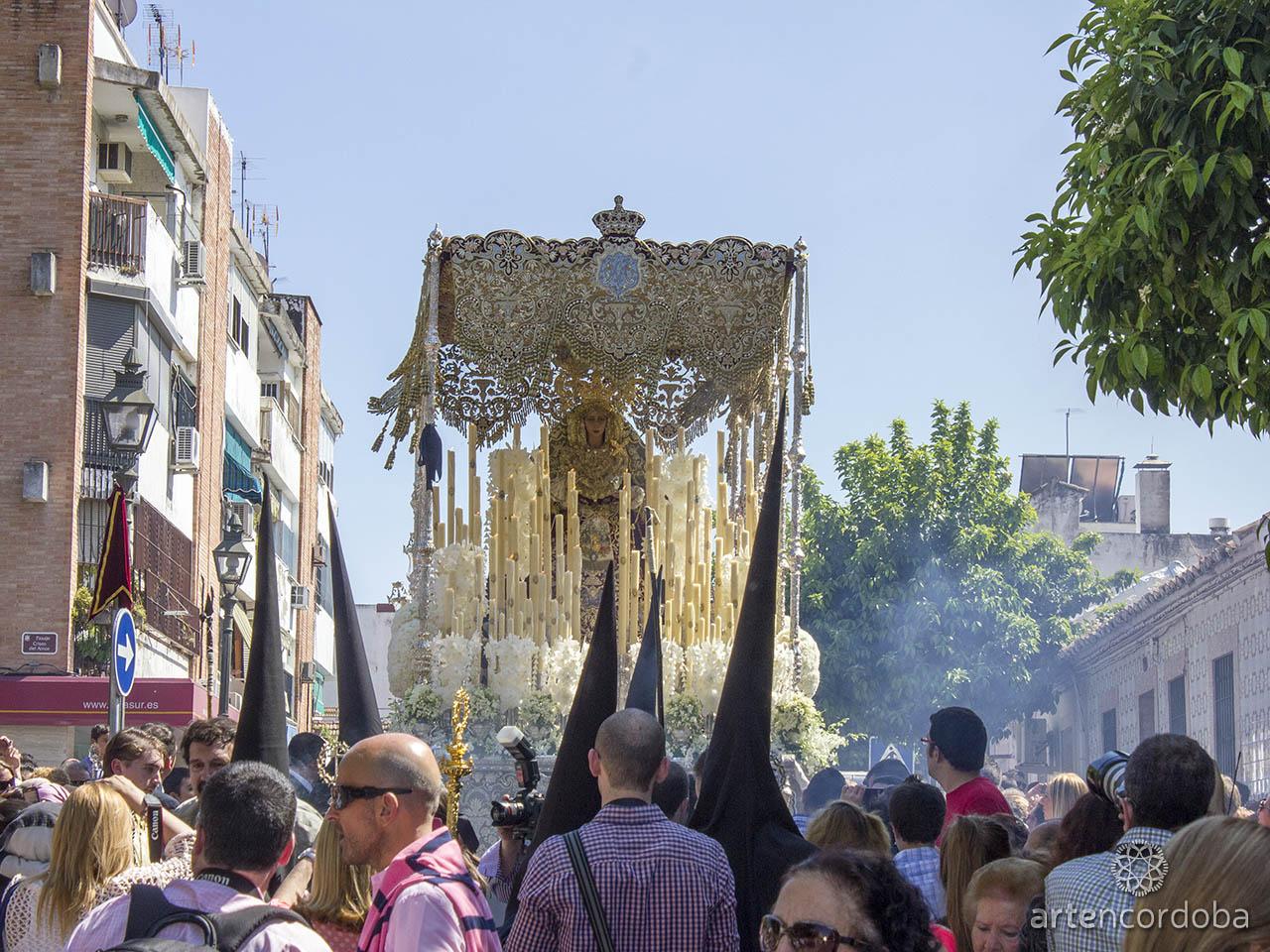 María Santísima de la Encarnación - Hermandad del Amor en Córdoba