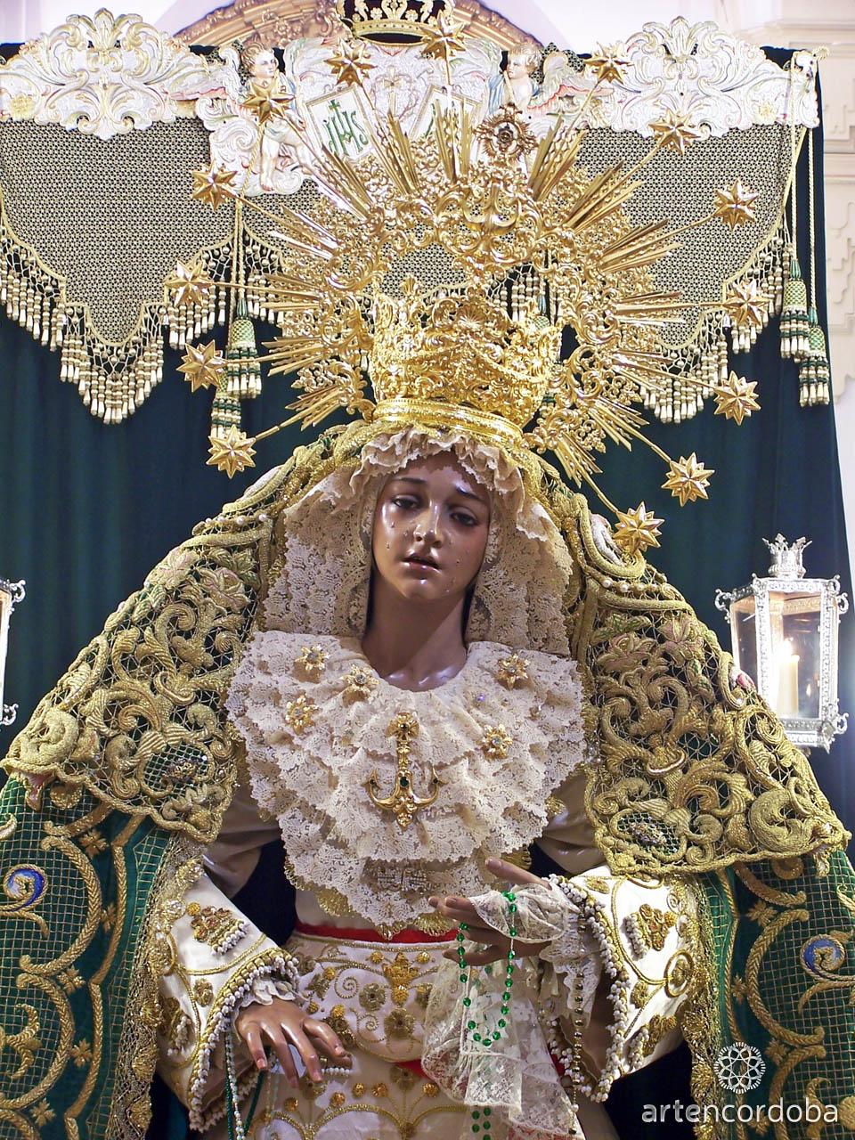 María Santísima de la Esperanza - Hermandad de la Esperanza de Córdoba
