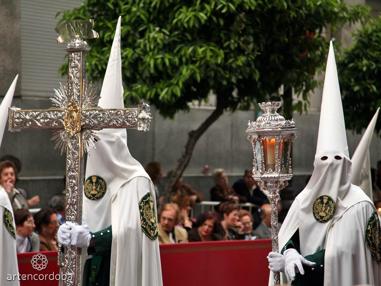 Cruz de Guía de la Hermandad de la Esperanza de Córdoba