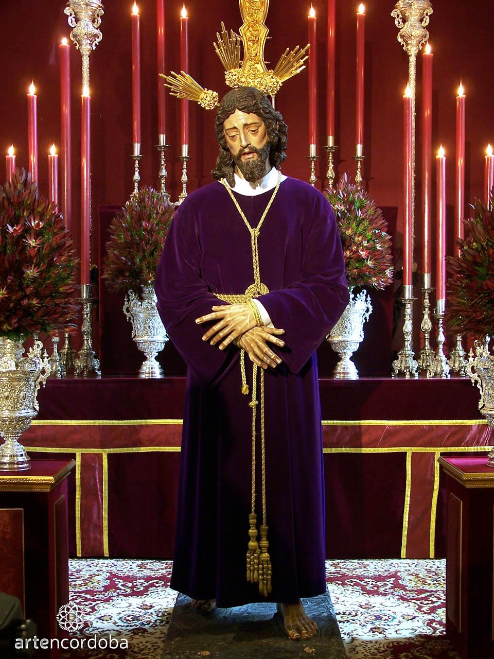 Nuestro Padre Jesús de la Redención - Hermandad de La Estrella en Córdoba