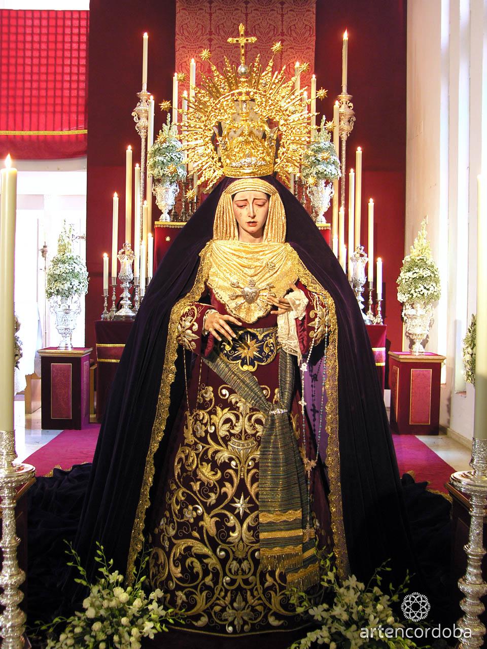 Nuestra Señora de la Estrella - Hermandad de La Estrella en Córdoba