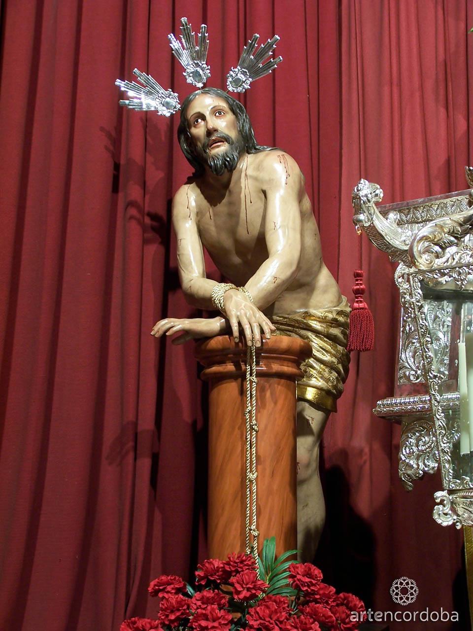 Nuestro Padre Preso y Amarrado a la Columna - Hermandad del Huerto en Córdoba