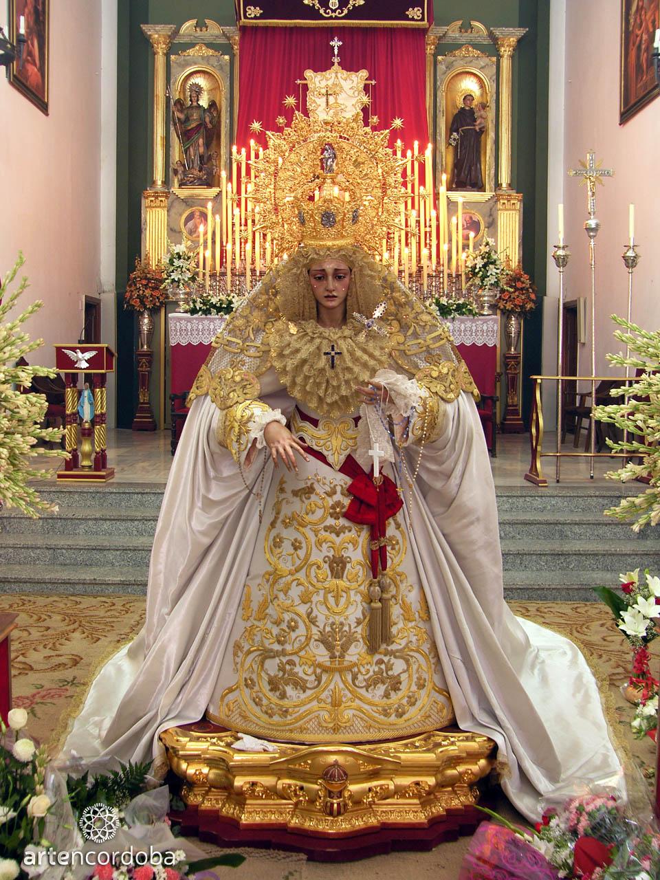 Nuestra Madre y Señora Santa María de la Merced - Hermandad de La Merced en Córdoba