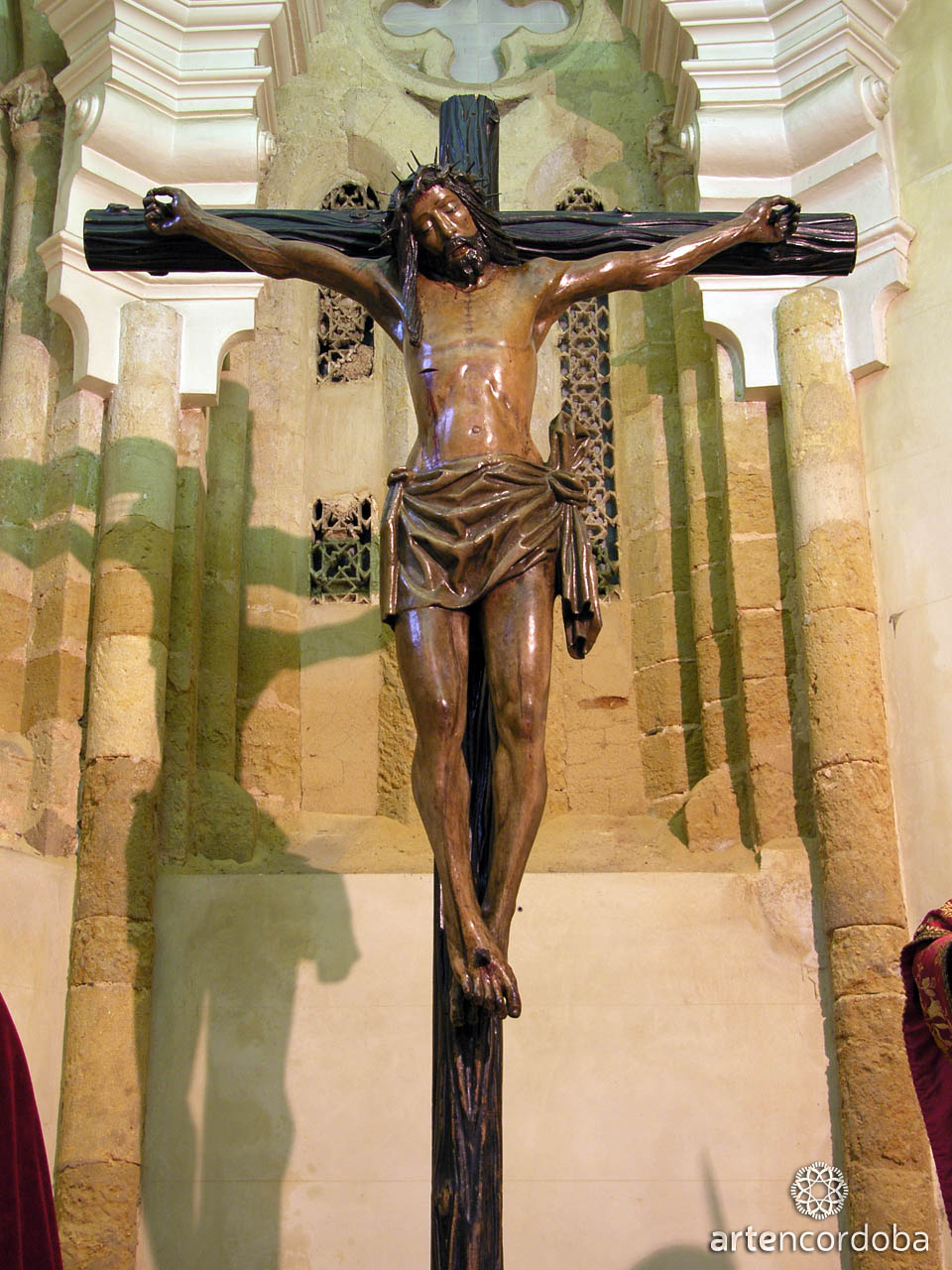 Santísimo Cristo de las Penas - Hermandad de las Penas de Santiago en Córdoba
