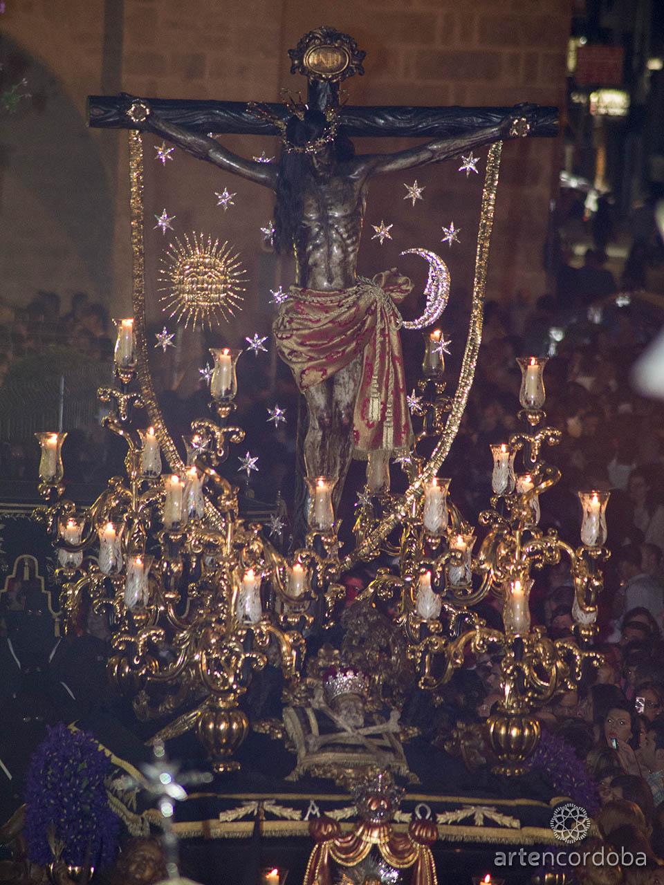 Santísimo Cristo del Remedio de Ánimas - Hermandad del Remedio de Ánimas en Córdoba