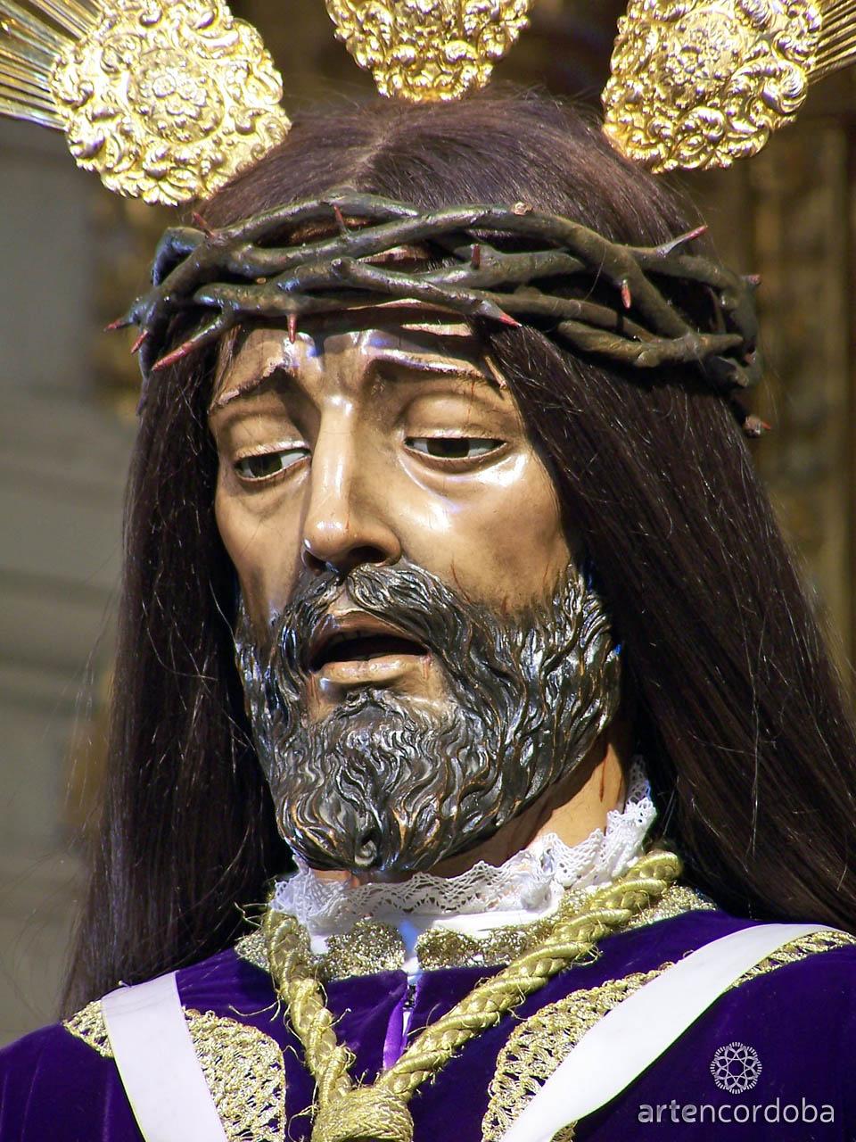 Nuestro Padre Jesús Rescatado - Hermandad del Rescatado en Córdoba