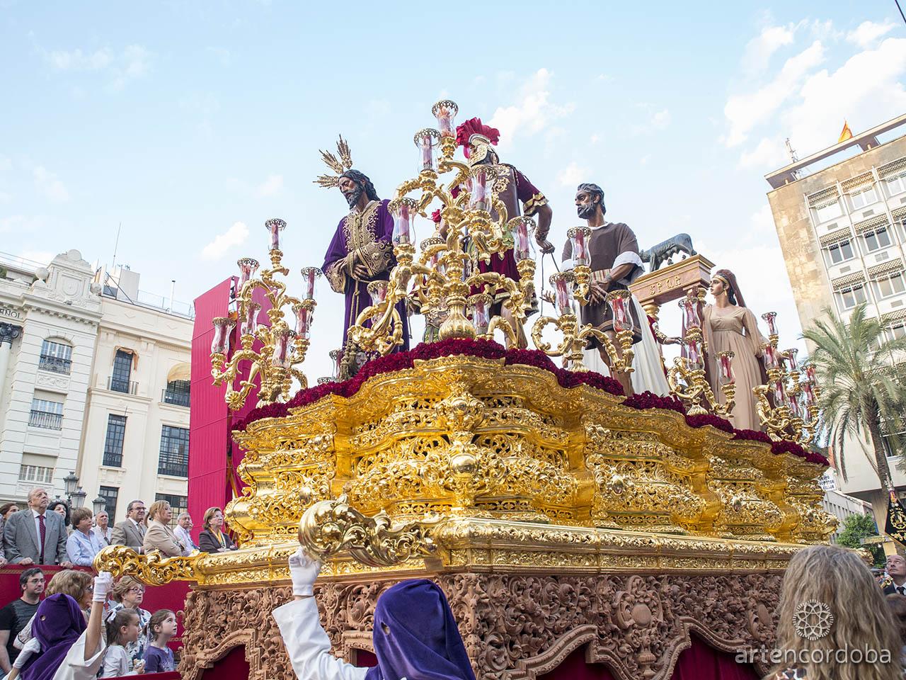 Señor de la Sangre - Hermandad de la Sangre (Císter) en Córdoba