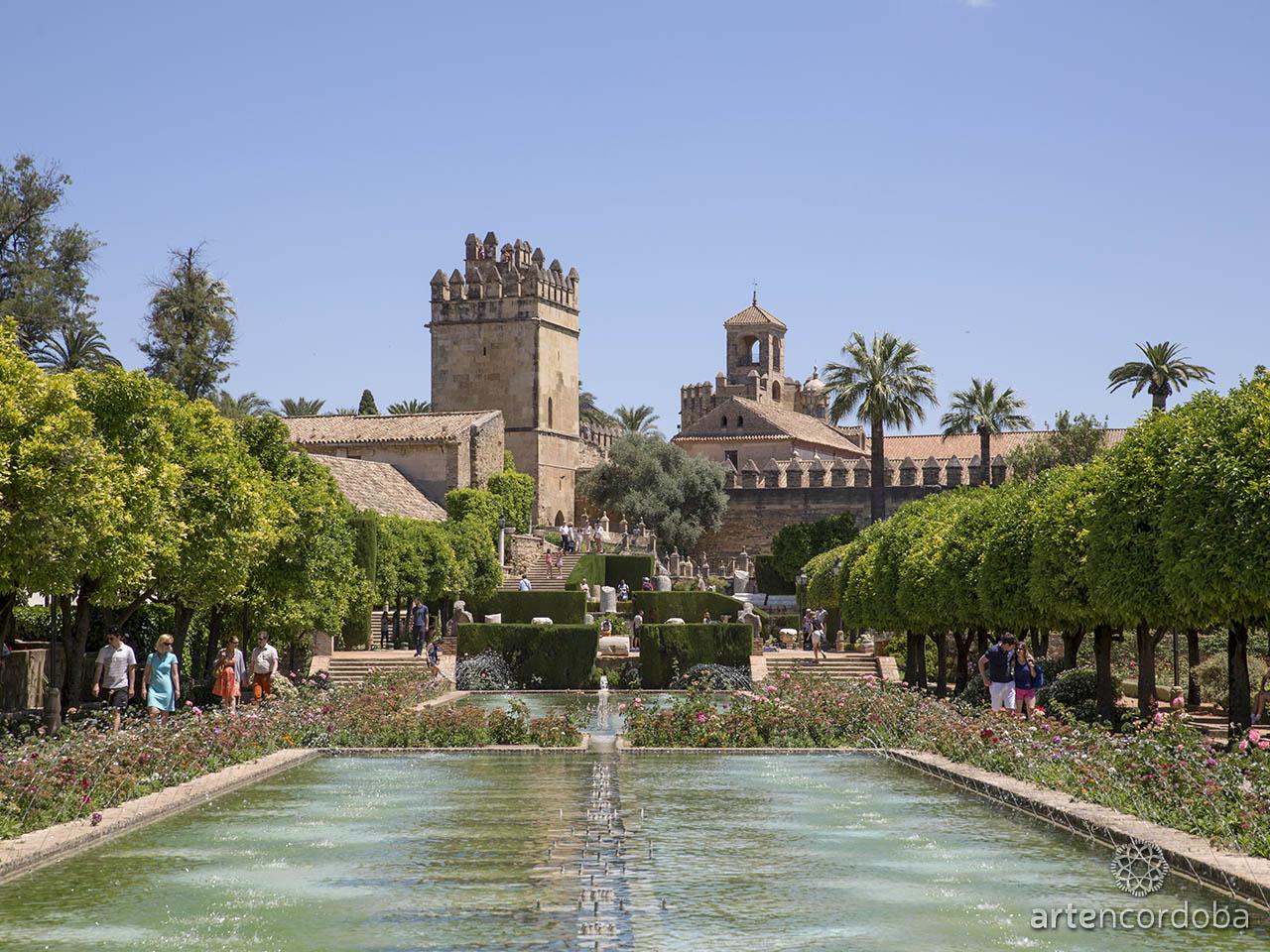 Visita Guiada al Alcázar de los Reyes Cristianos